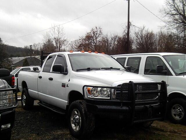 2008 Dodge Ram 2500 Blg Horn Quad Cab Long Bed 4WD