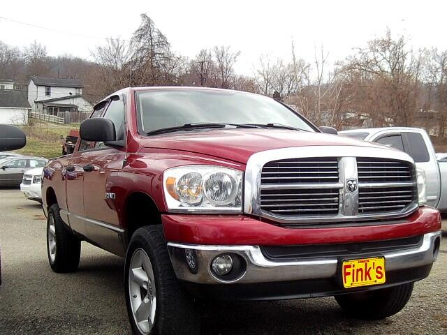 2008 Dodge Ram 1500 Ram 1500 Quad Cab Big Horn
