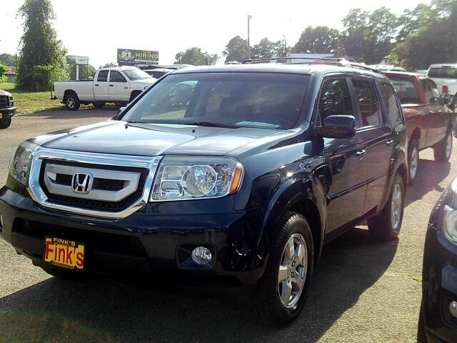 used 2009 honda pilot ex l 4wd with dvd for sale in zanesville oh 43701 finks quality used cars. Black Bedroom Furniture Sets. Home Design Ideas