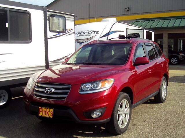 2012 Hyundai Santa Fe SE 3.5 4WD