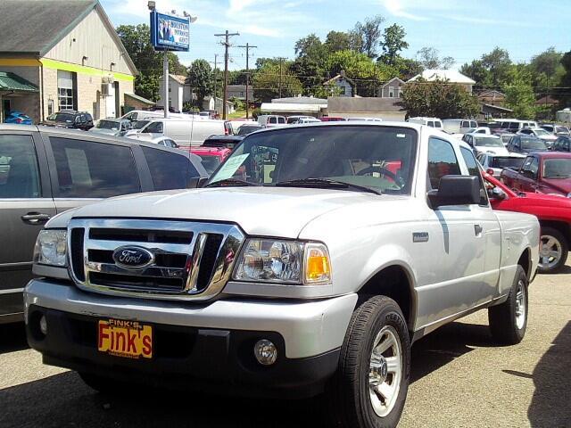 Ford Ranger XLT SuperCab 2WD 2011