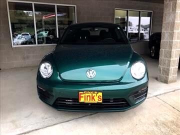2018 Volkswagen Beetle