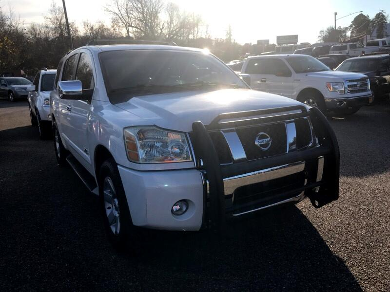 2005 Nissan Armada SE 4WD