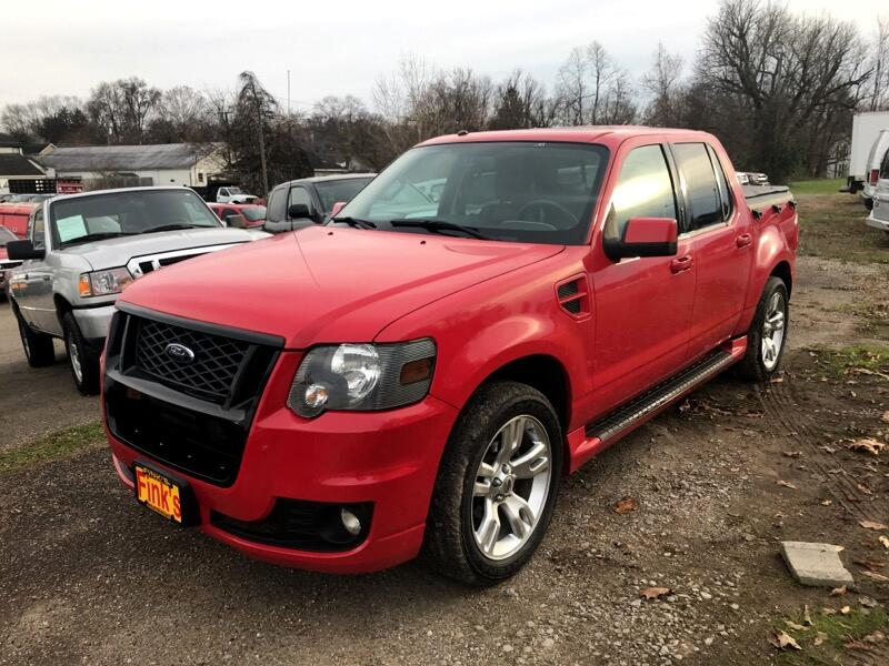 Used 2008 Ford Explorer Sport Trac Limited 4 6l Awd For