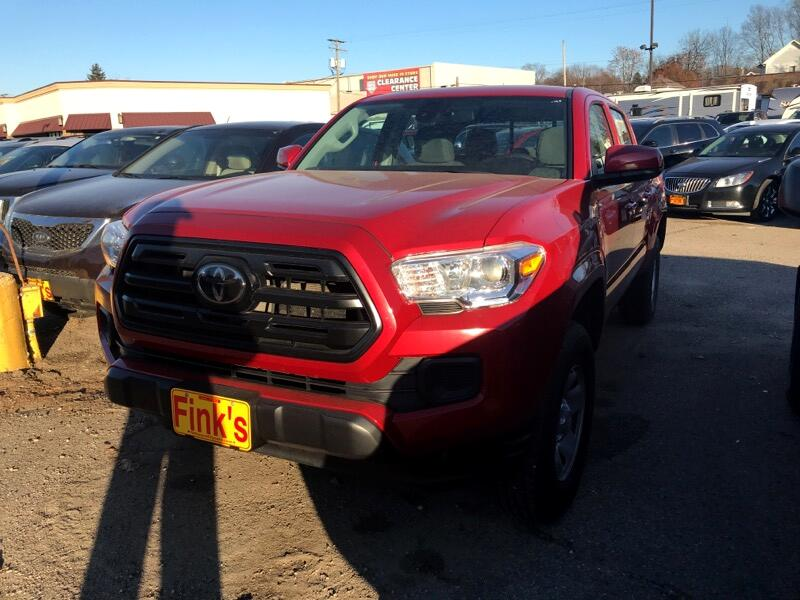 2018 Toyota Tacoma SR5 Double Cab Short Bed V6 4WD