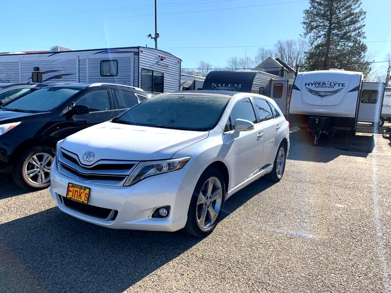 2013 Toyota Venza Limited V6 FWD