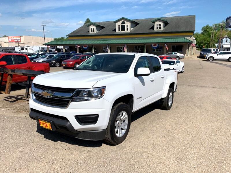2019 Chevrolet Colorado LT Crew Cab 4WD Short Box