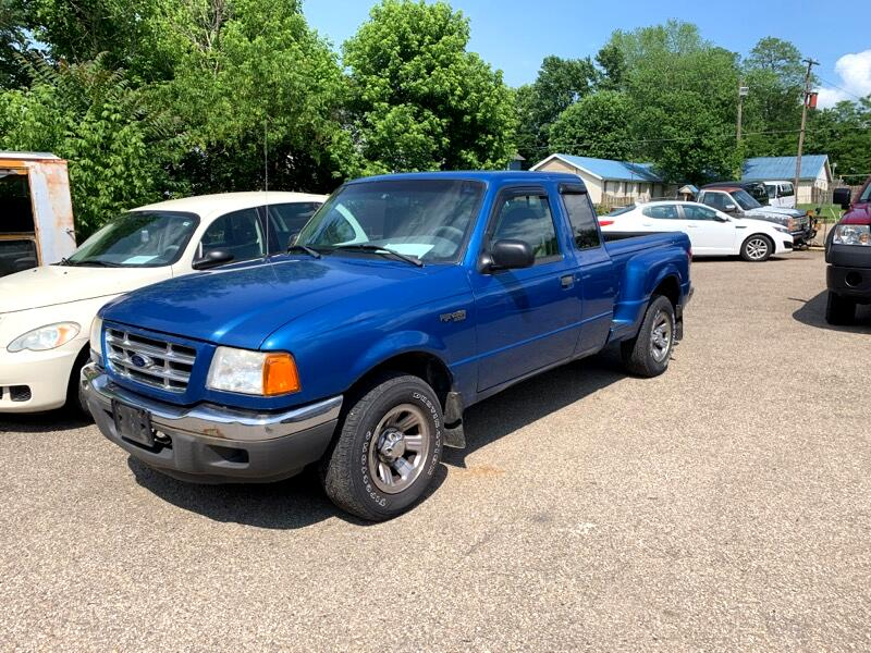 2001 Ford Ranger XLT SuperCab 3.0 2WD Flareside w/Appearance