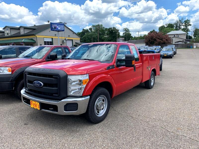 2013 Ford F-250 SD XL SuperCab Long Bed 2WD
