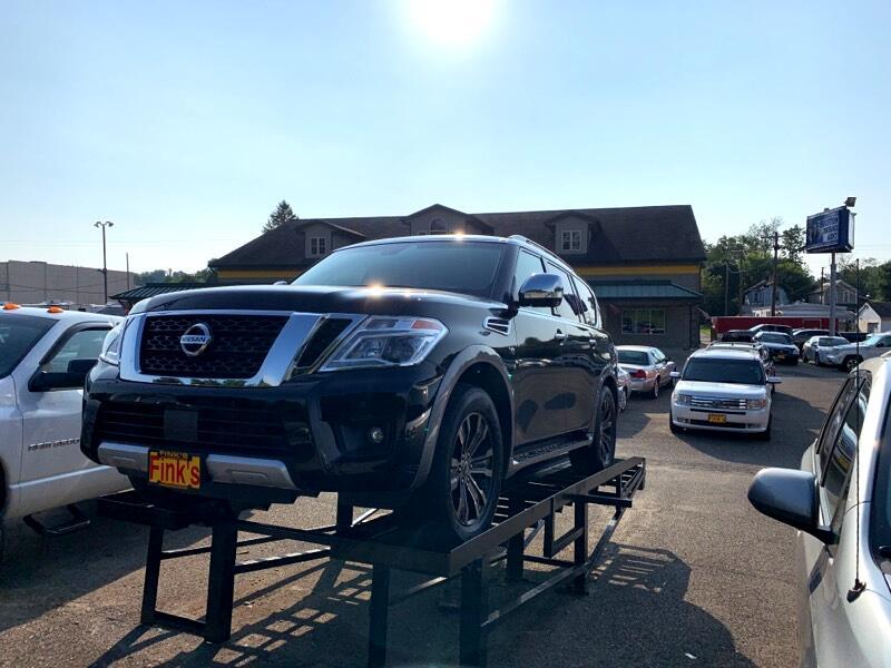 2017 Nissan Armada Platinum AWD