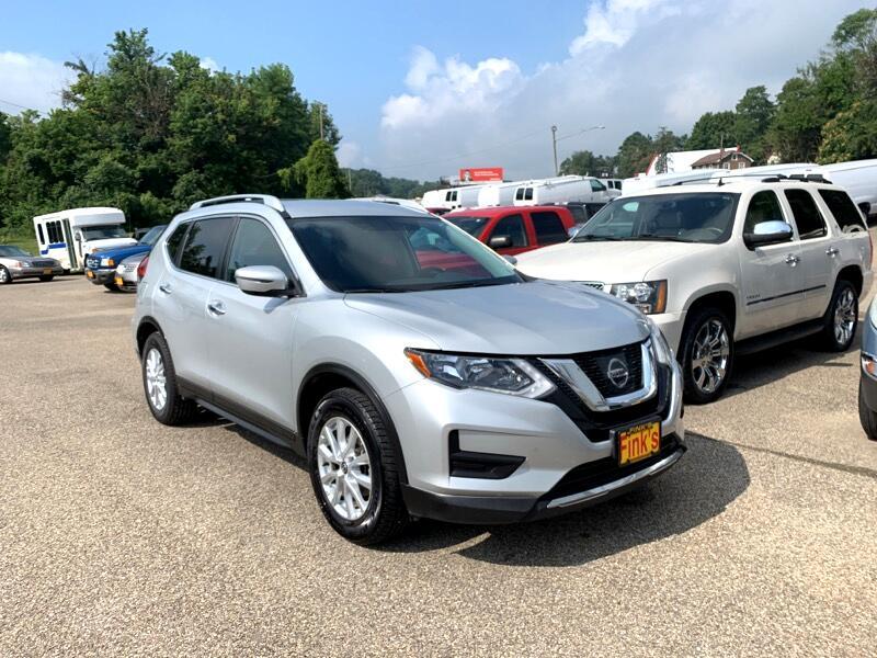2017 Nissan Rogue SV 2WD