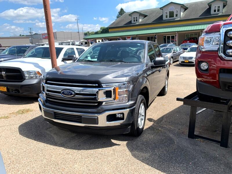 2019 Ford F-150 XLT SuperCrew 6.5-ft. Bed 2WD