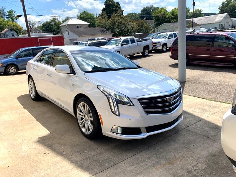 2018 Cadillac XTS Luxury FWD