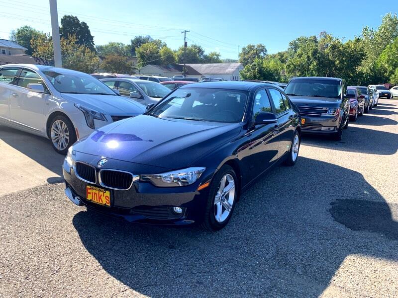BMW 3-Series 320i xDrive 2014