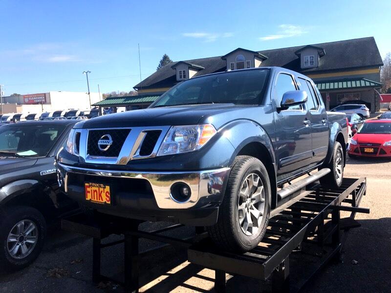 Nissan Frontier SL Crew Cab 5AT 4WD 2019