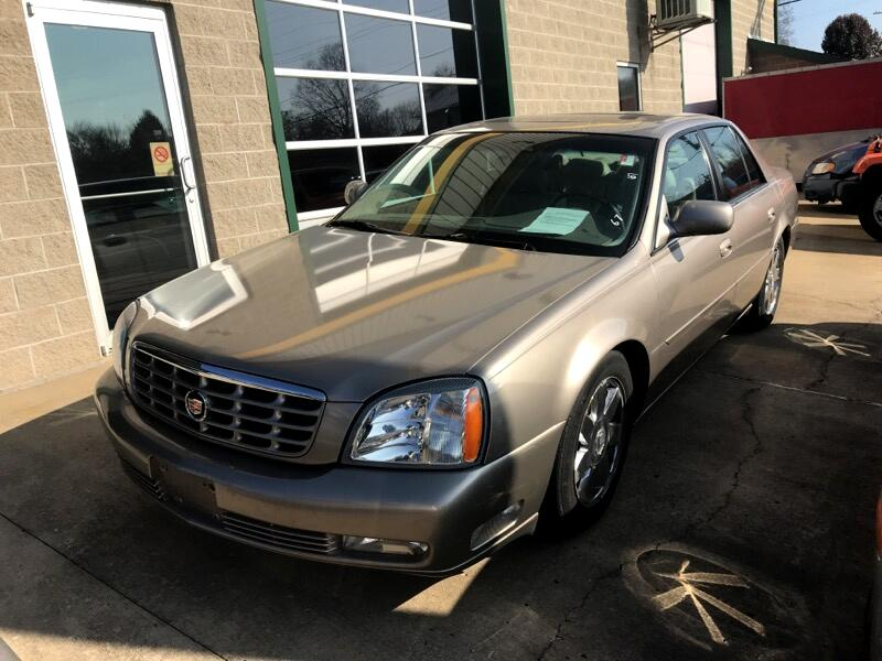 Cadillac DeVille DTS 2003