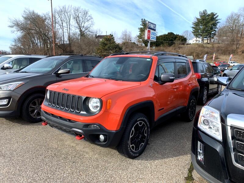 Jeep Renegade Trailhawk 4WD 2015