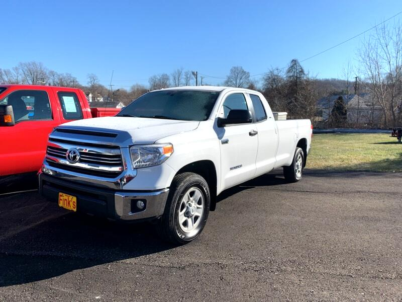 Toyota Tundra SR5 5.7L V8 FFV Double Cab 4WD Long Bed 2016