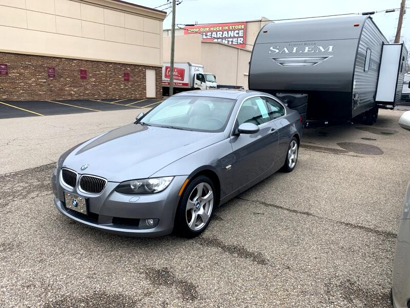 BMW 3-Series 328xi Coupe 2009