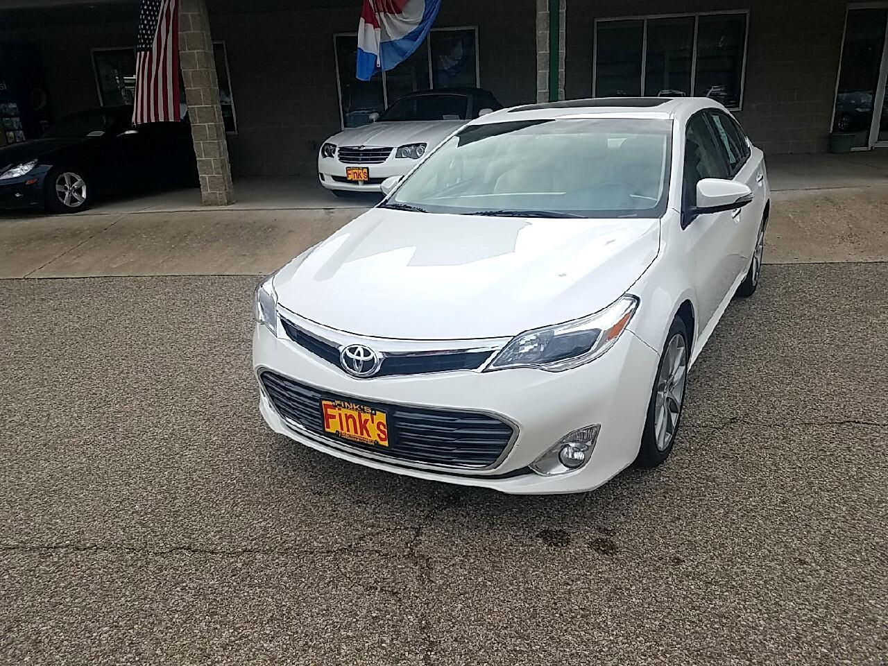 Toyota Avalon 4dr Sdn XLE Premium (Natl) 2015