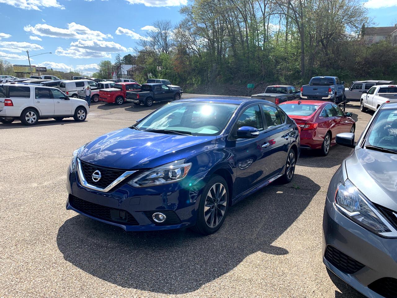 Nissan Sentra SR CVT 2019