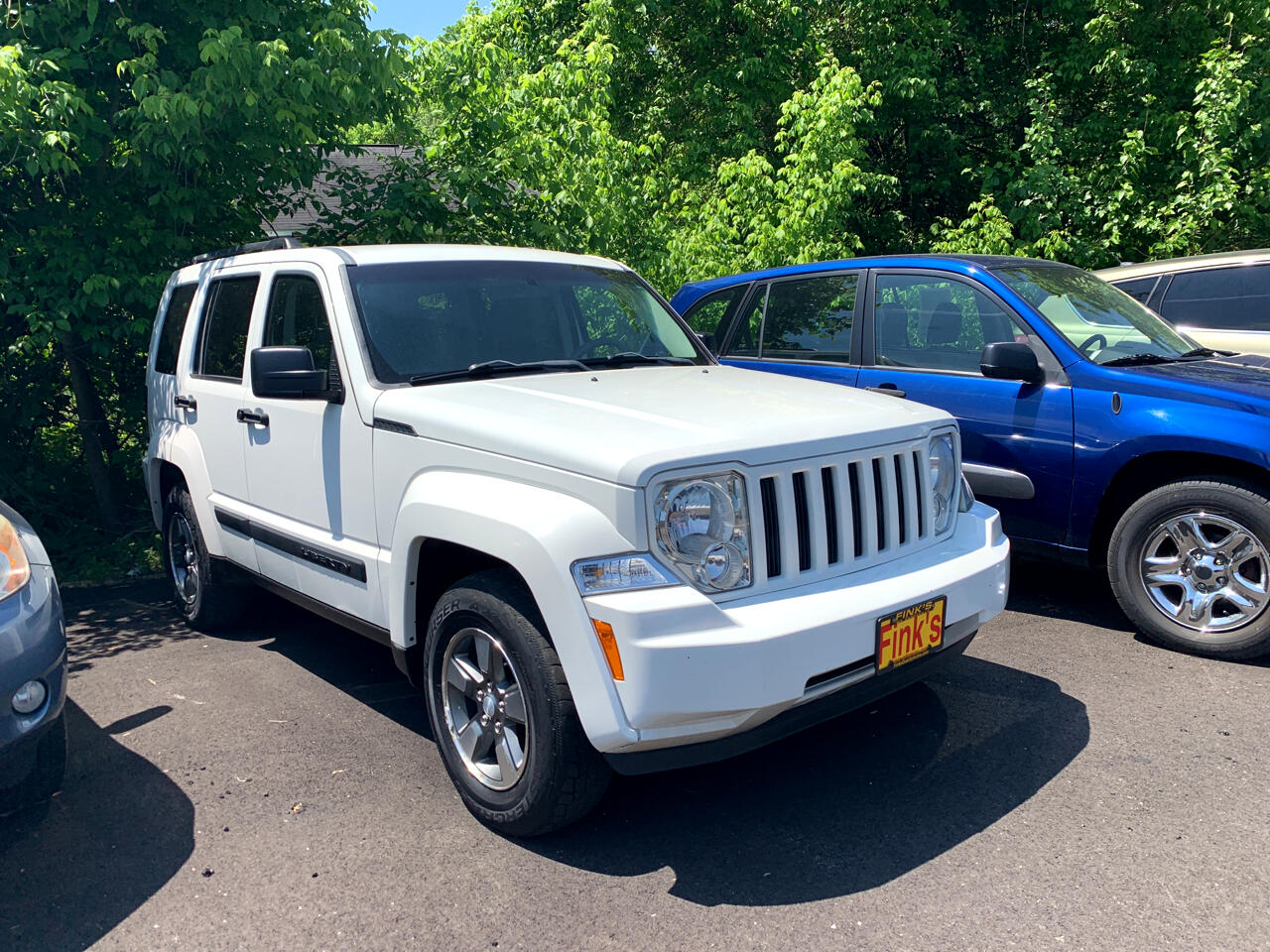 Jeep Liberty 4WD 4dr Sport 2008