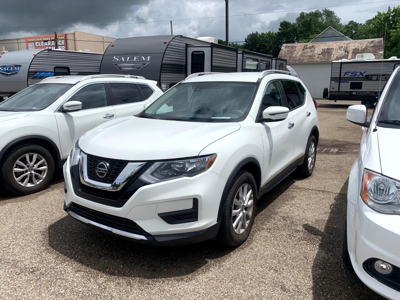 Nissan Rogue FWD SV 2019