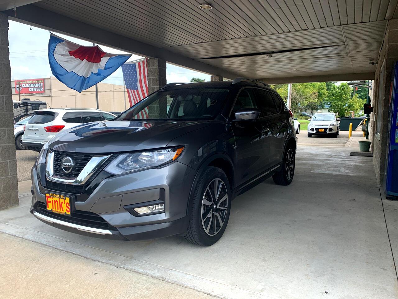 Nissan Rogue AWD SL 2019