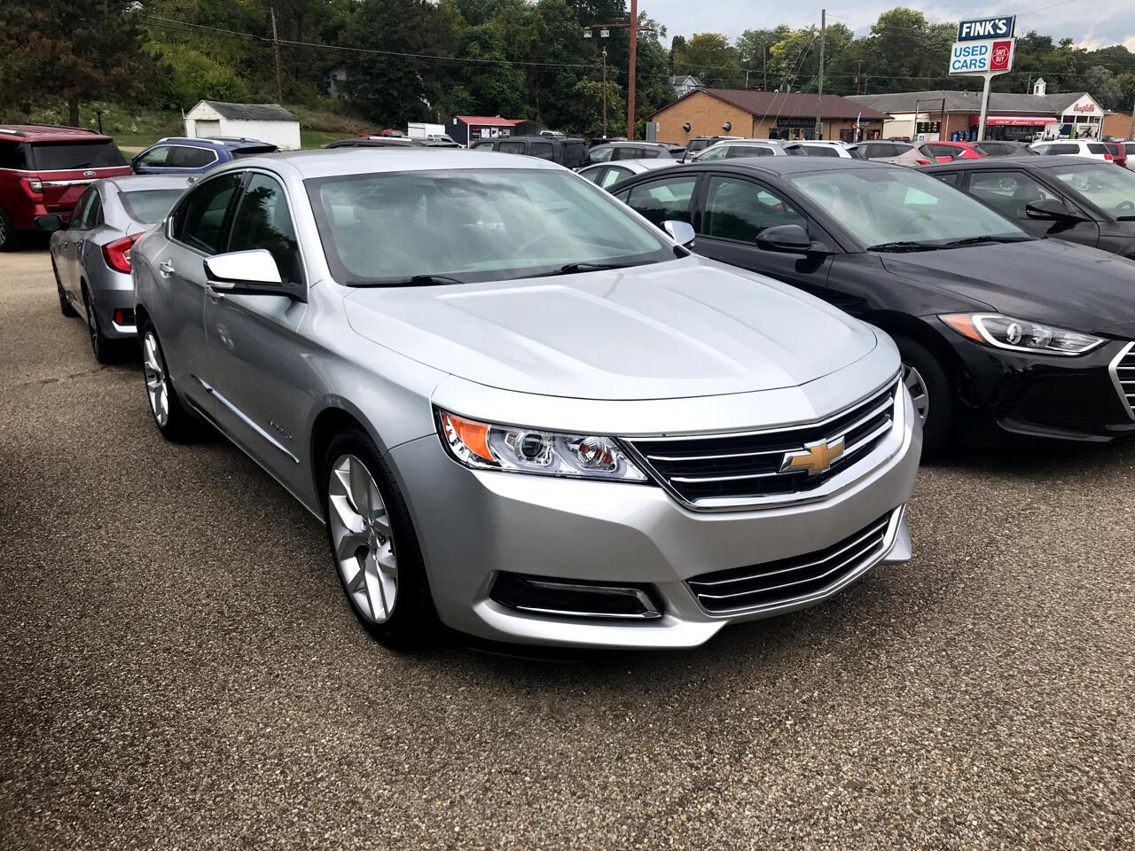 Chevrolet Impala 4dr Sdn Premier w/2LZ 2017