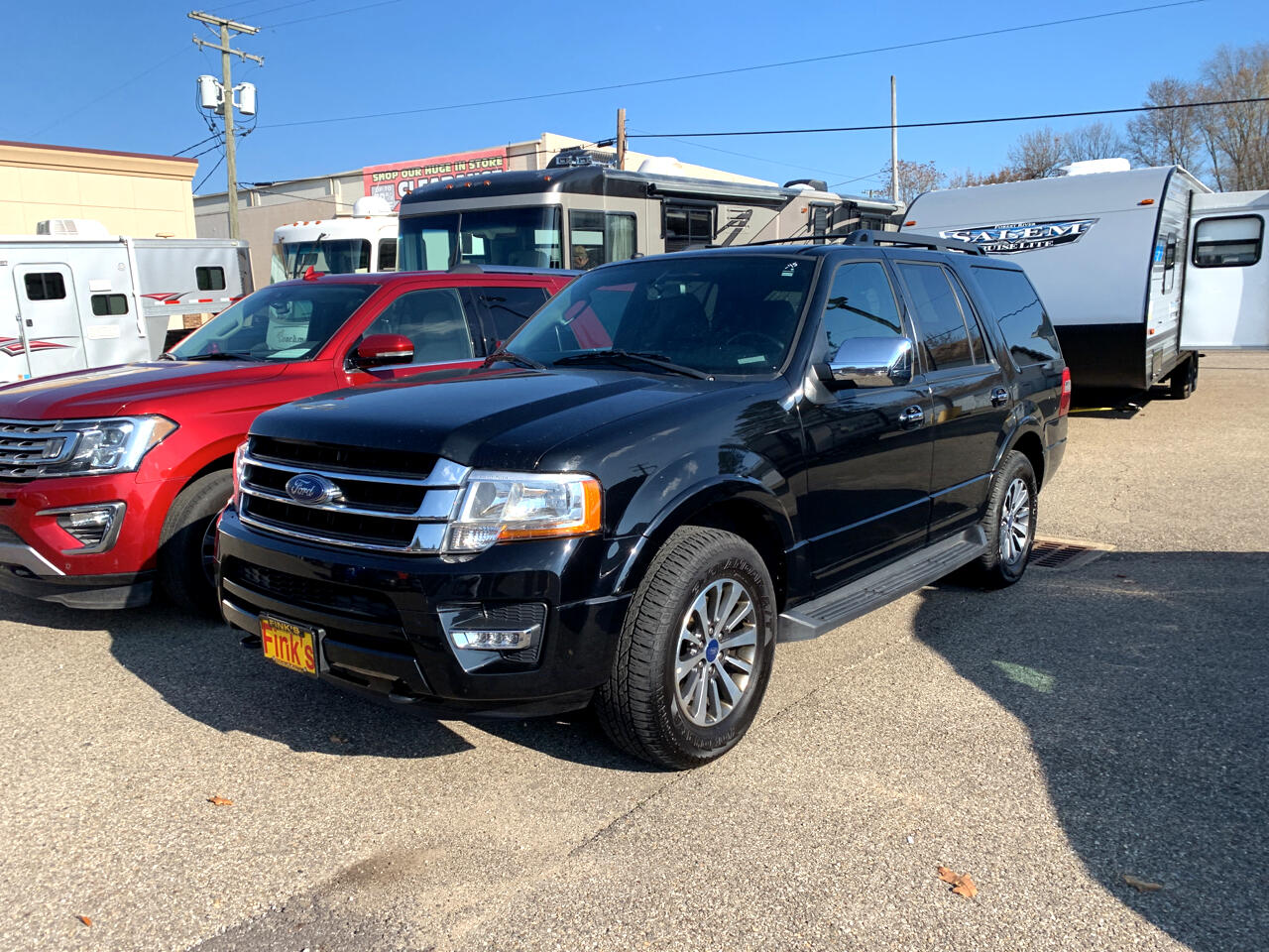Ford Expedition XLT 4x4 2017