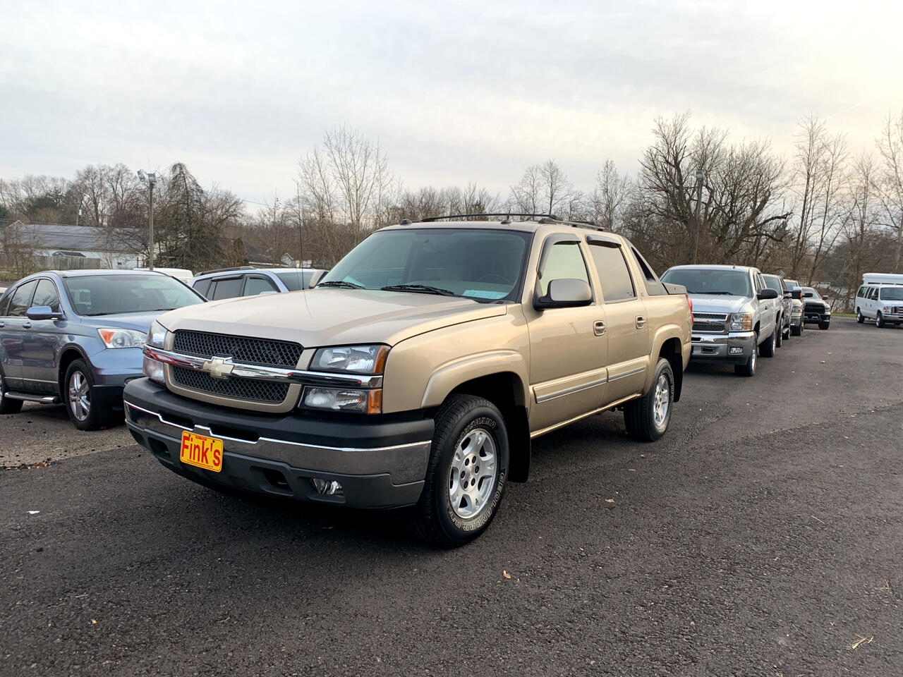 "Chevrolet Avalanche 1500 5dr Crew Cab 130"" WB 2WD LS 2005"