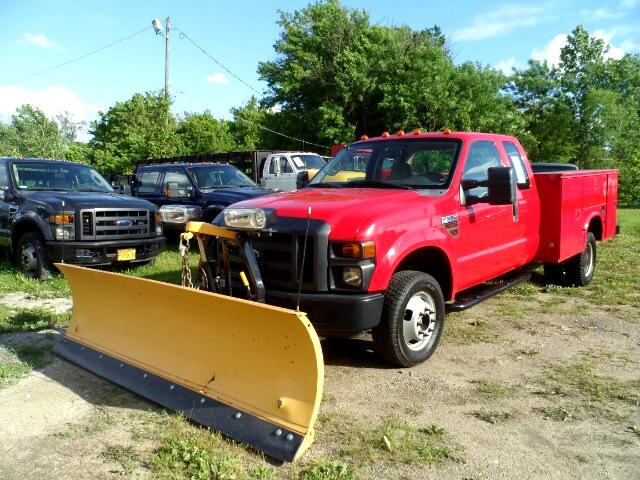 2008 Ford F-350 SD XL SuperCab LWB 4WD