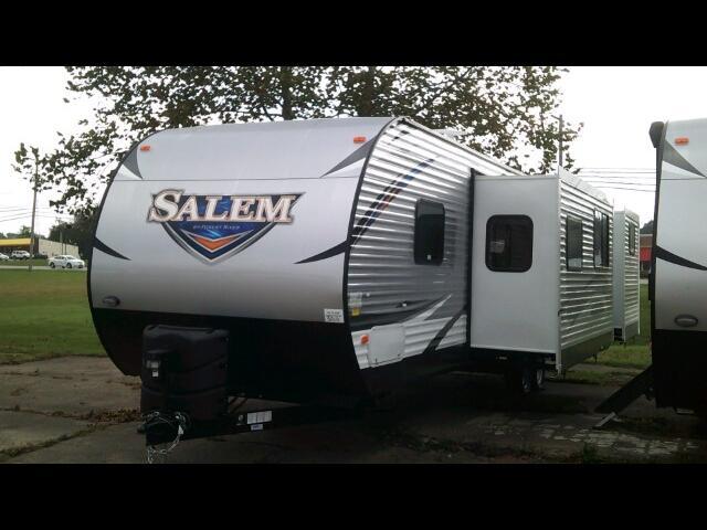 2018 Forest River Salem 32BHDS
