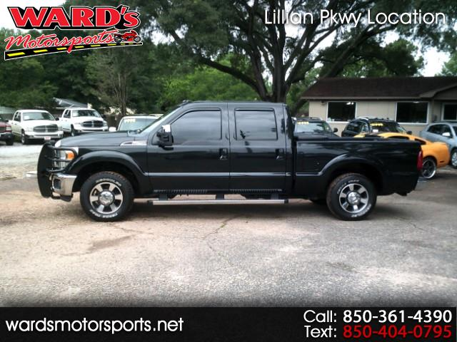 2011 Ford F-250 SD King Ranch Crew Cab 2WD