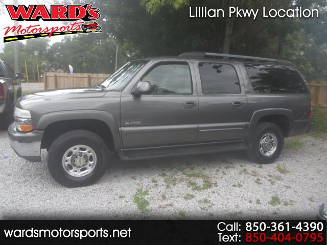 Used 2000 Chevrolet Suburban For Sale In Pensacola Fl 32506 Wards