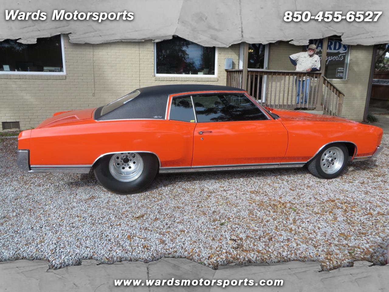 1970 Chevrolet Monte Carlo 2dr Coupe Sport SS