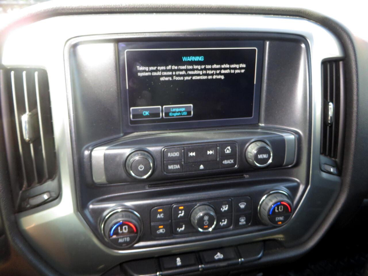 2015 Chevrolet Silverado 2500HD Built After Aug 14 2WD Crew Cab 153.7