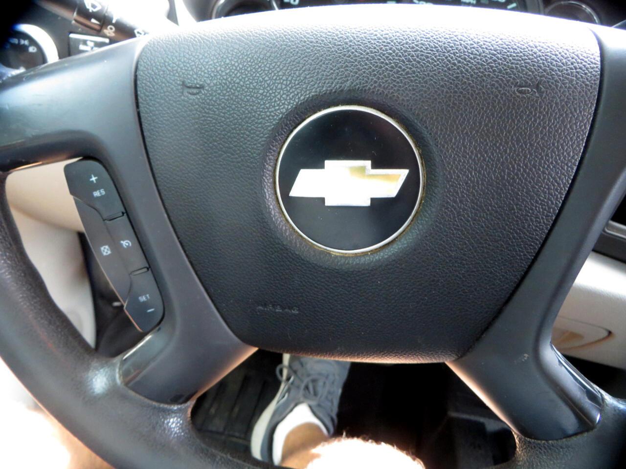 2013 Chevrolet Silverado 3500HD 4WD Ext Cab 157.5