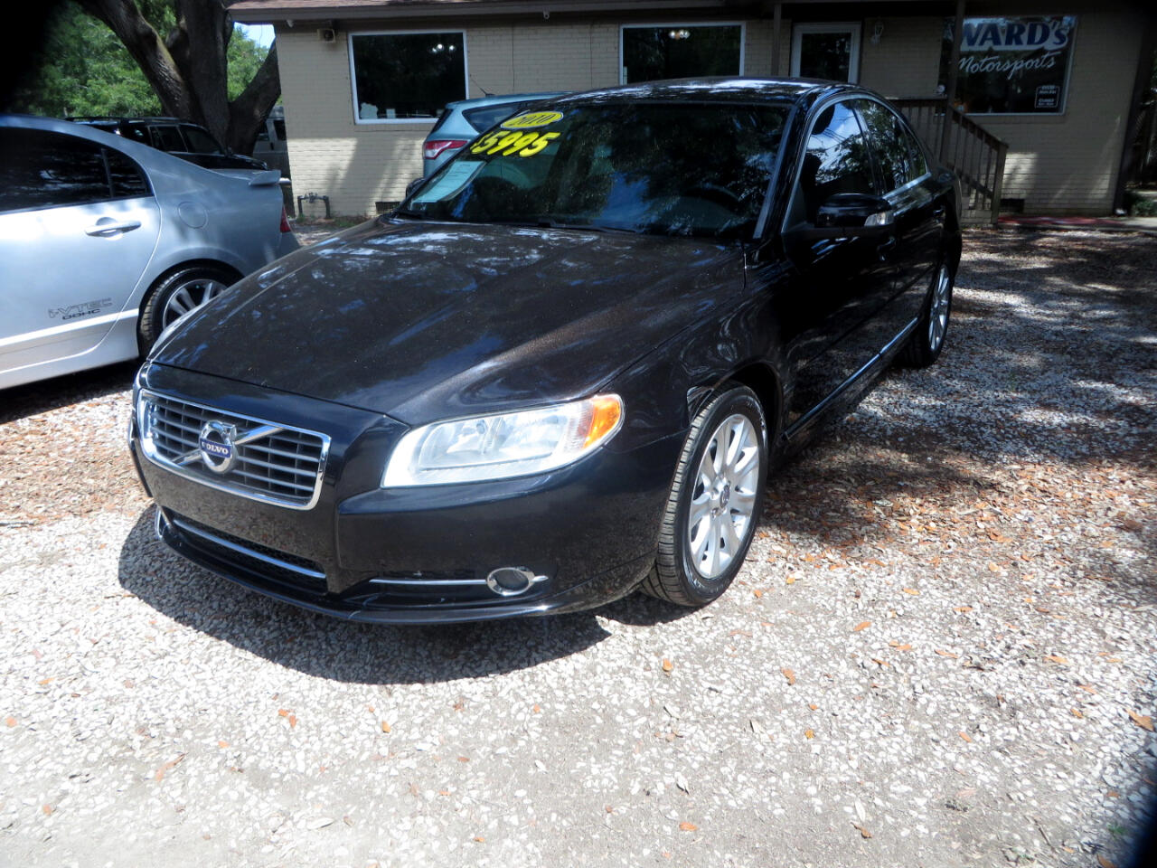 2010 Volvo S80 4dr Sdn I6 FWD