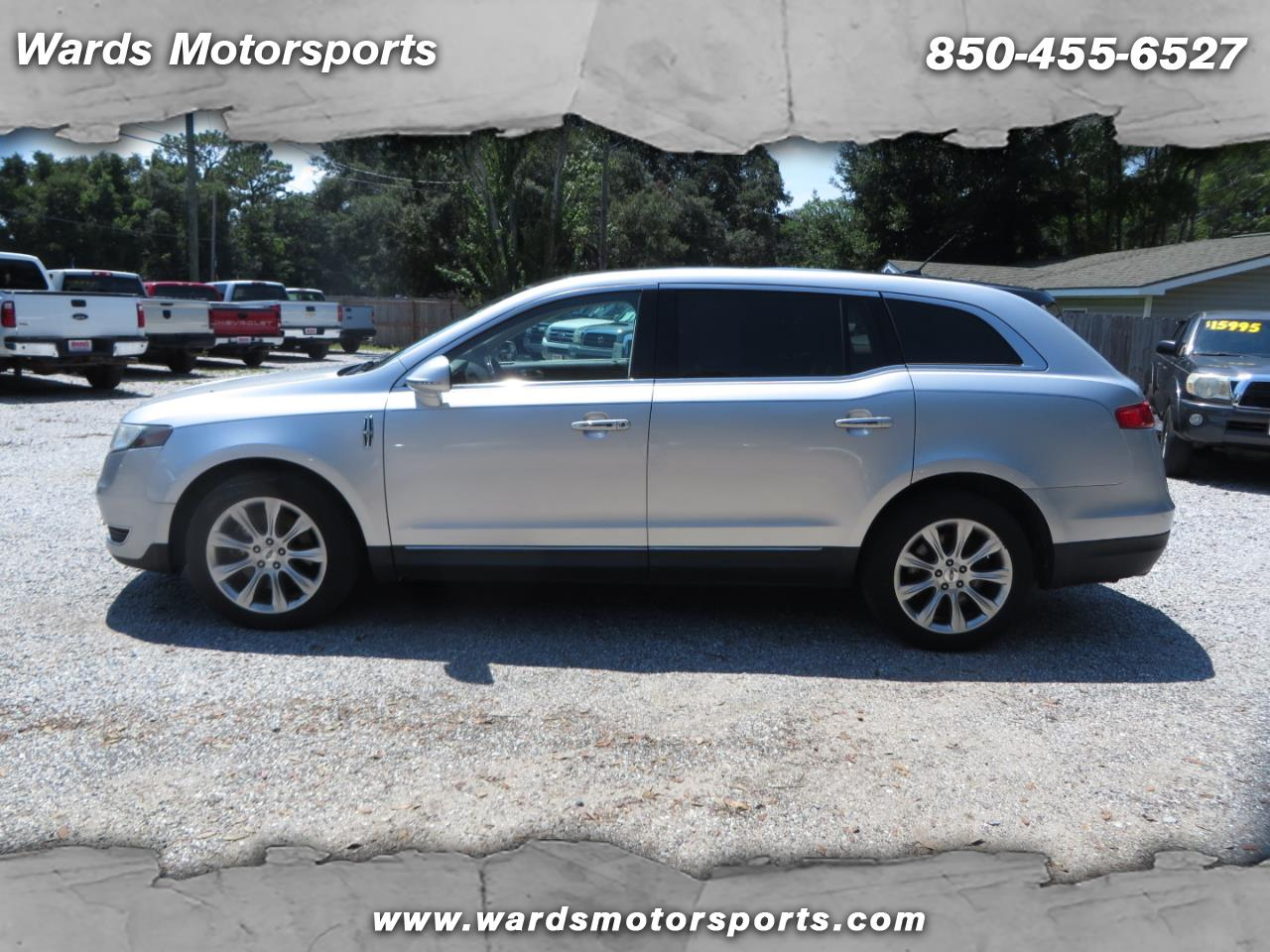 2013 Lincoln MKT 4dr Wgn 3.7L FWD