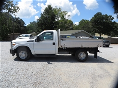 2011 Ford Super Duty F-350 SRW