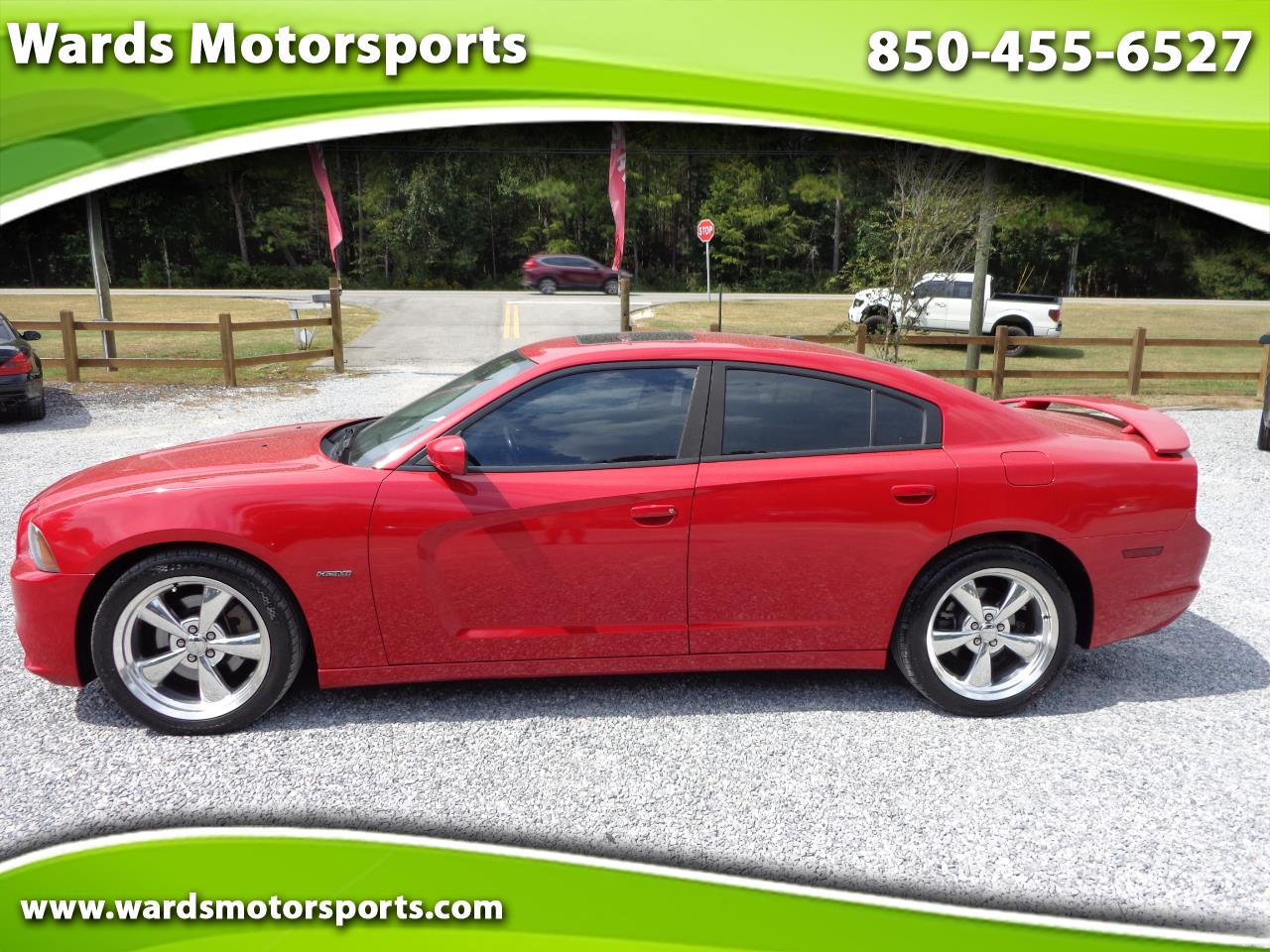 Dodge Charger 4dr Sdn Road/Track RWD 2012