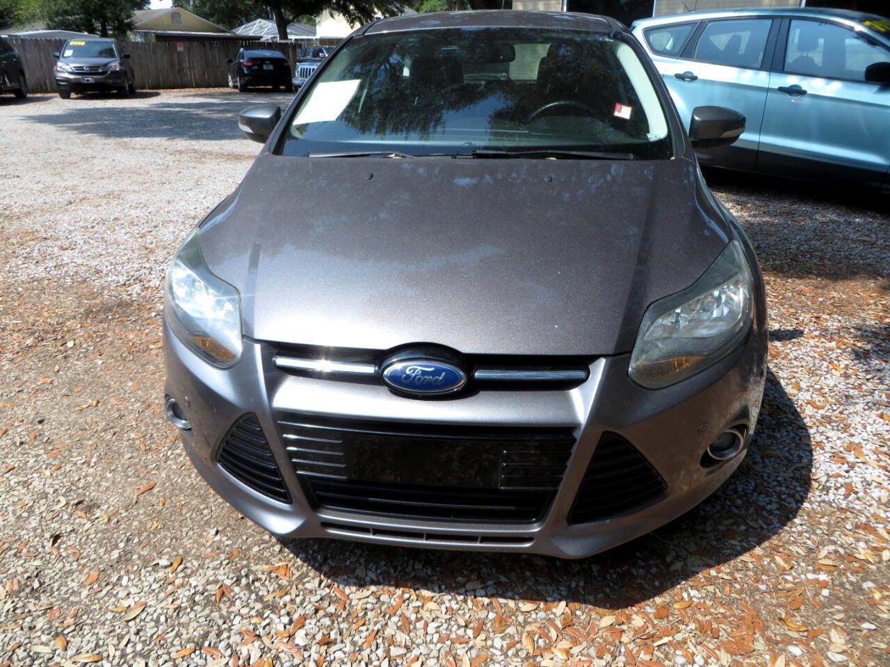 Ford Focus 5dr HB Titanium 2012