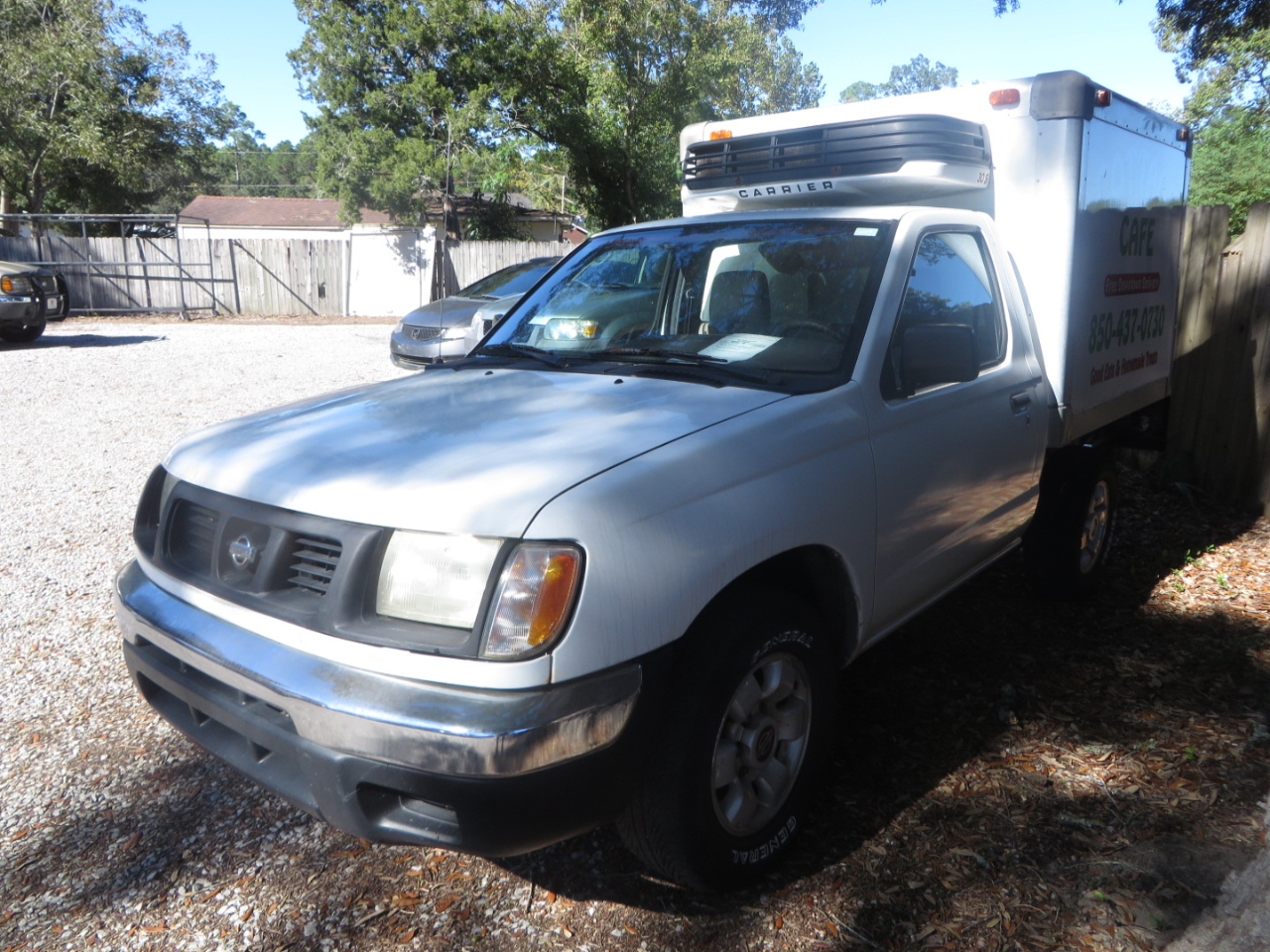 Nissan Frontier 2WD XE Reg Cab Manual 1998