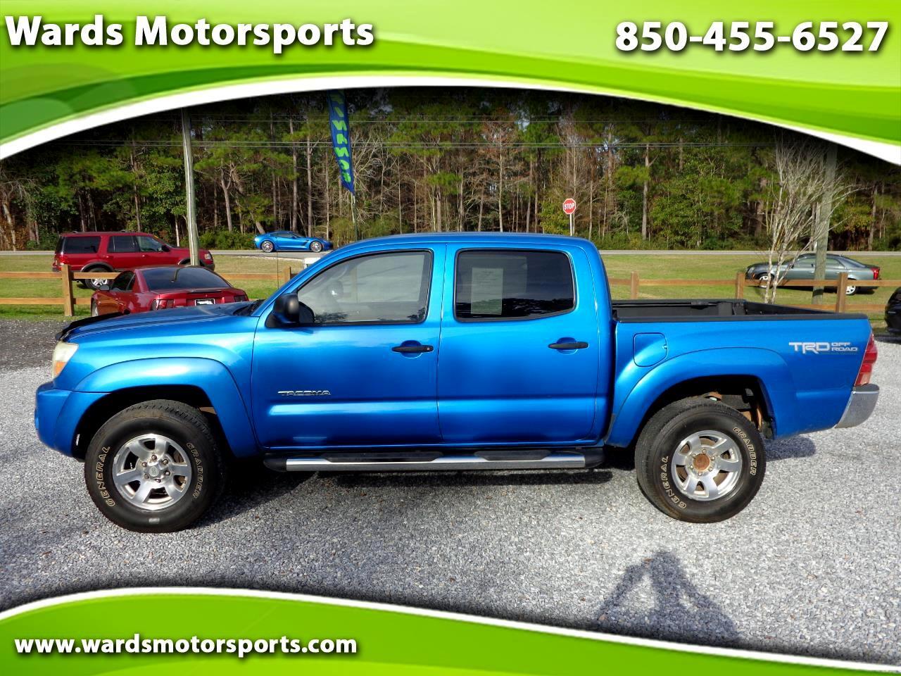 """Toyota Tacoma Double 128"""" Auto 4WD (Natl) 2006"""