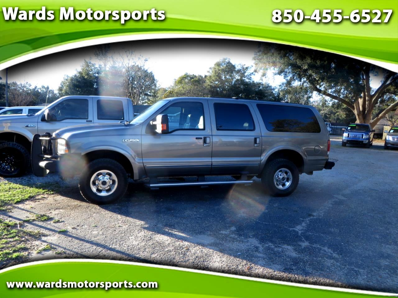 """Ford Excursion 137"""" WB 6.0L Limited 4WD 2005"""
