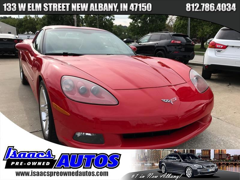 2006 Chevrolet Corvette Z51 3LT Coupe Automatic