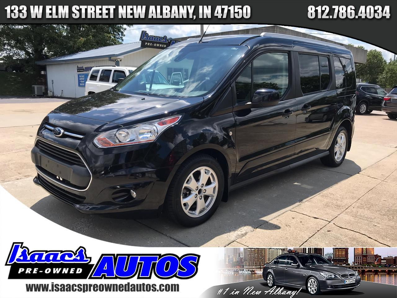 Ford Transit Connect Wagon 4dr Wgn LWB Titanium w/Rear Liftgate 2015