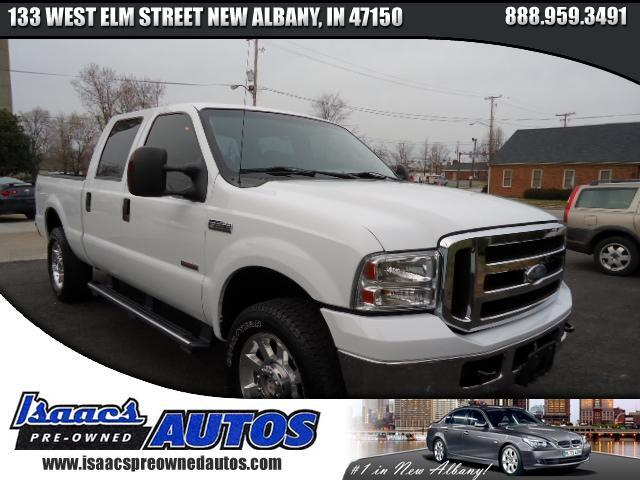 2007 Ford F-250 SD XLT Crew Cab Long Bed 4WD