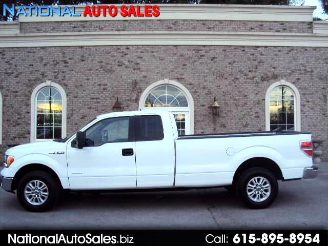 2014 Ford F-150 XLT SUPERCAB 8-FT. BED 2WD PAYLOAD